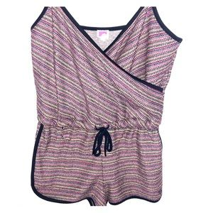 Juicy by Juicy Couture Romper coverup.